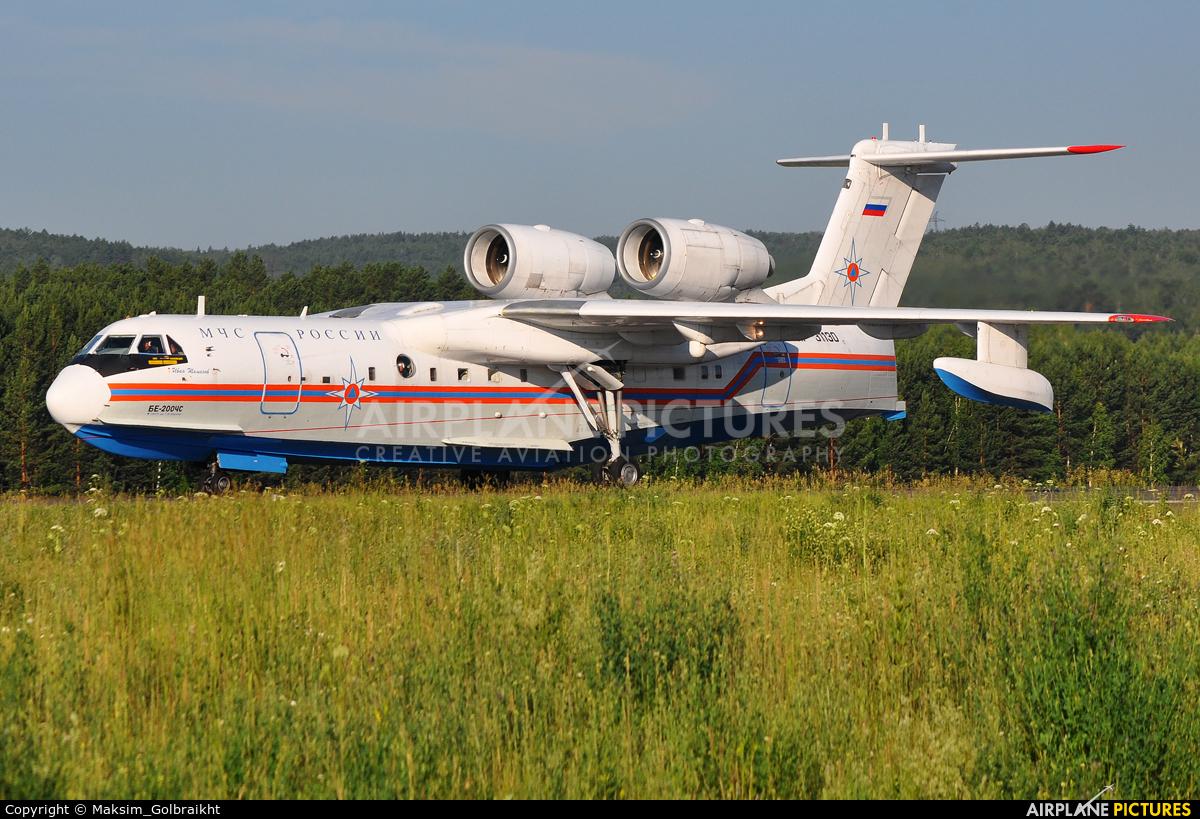 Russia - МЧС России EMERCOM RF-31130 aircraft at Krasnoyarsk - Yemelyanovo