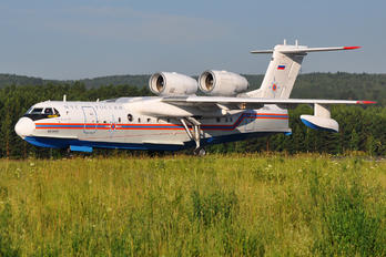 RF-31130 - Russia - МЧС России EMERCOM Beriev Be-200