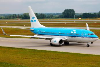 PH-BGN - KLM Boeing 737-700