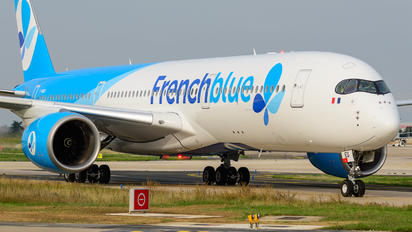 F-HREU - French Blue Airbus A350-900