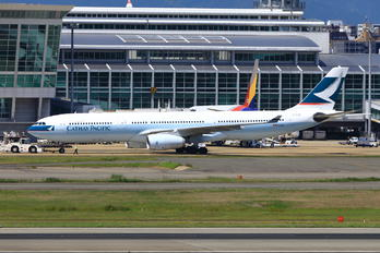 B-HLN - Cathay Pacific Airbus A330-300