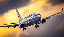 JA319J - JAL - Japan Airlines Boeing 737-800 aircraft