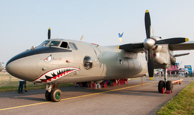 - - Ukraine - Air Force Antonov An-26 (all models)