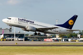D-ABIA - Lufthansa Boeing 737-500