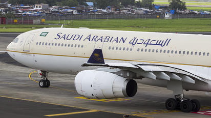 HZ-AQH - Saudi Arabian Airlines Airbus A330-300