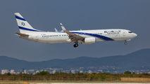 4X-EHC - El Al Israel Airlines Boeing 737-900ER aircraft