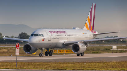 D-AKNN - Germanwings Airbus A319