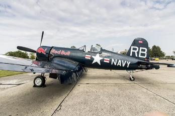 OE-EAS - Red Bull Vought F4U Corsair
