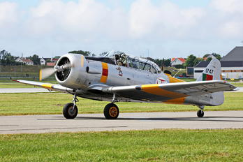 G-BGPB - Private North American Harvard/Texan (AT-6, 16, SNJ series)