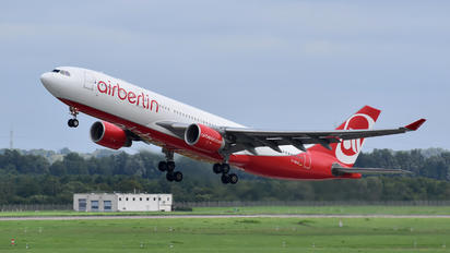 D-ABXC - Air Berlin Airbus A330-200