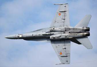 C15-39 - Spain - Air Force McDonnell Douglas F/A-18A Hornet