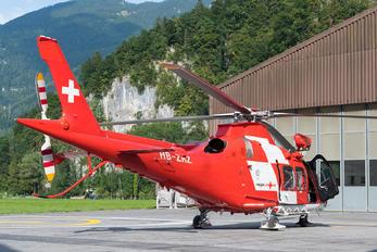 HB-ZRZ - REGA Swiss Air Ambulance  Agusta Westland AW109 SP Da Vinci