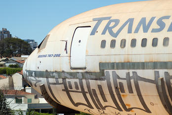 PT-TAC - Transbrasil Boeing 767-200