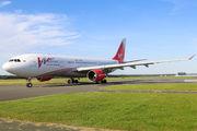 VP-BDV - Vim Airlines Airbus A330-200 aircraft