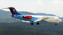 OM-BYB - Slovakia -  Air Force Fokker 100 aircraft