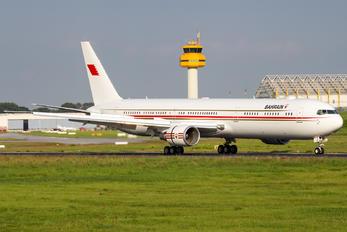 A9C-HMH - Bahrain Amiri Flight Boeing 767-400ER