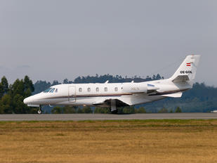OE-GOL - Avcon Jet AG Cessna 560XL Citation XLS