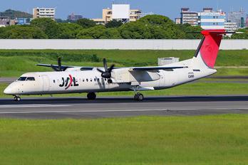 JA849C - JAL-  Japan Air Commuter de Havilland Canada DHC-8-400Q / Bombardier Q400