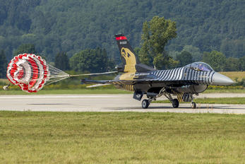 88-0029 - Turkey - Air Force General Dynamics F-16C Fighting Falcon