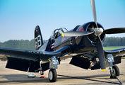 OE-AES - The Flying Bulls Vought F4U Corsair aircraft