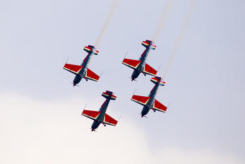 JY-RFA - Royal Jordanian Falcons Extra 300L, LC, LP series