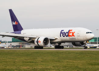 N864FD - FedEx Federal Express Boeing 777F