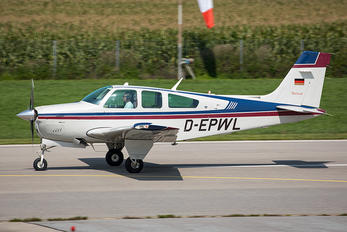 D-EPWL - Private Beechcraft 33 Debonair / Bonanza