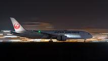 JA841J - JAL - Japan Airlines Boeing 787-8 Dreamliner aircraft