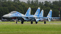 67 - Ukraine - Air Force Sukhoi Su-27 aircraft