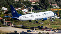 EI-GAX - Blue Panorama Airlines Boeing 737-800 aircraft