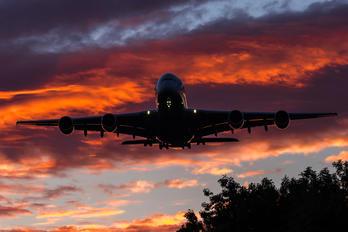 - - Lufthansa Airbus A380