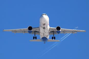 VQ-BTZ - Ural Airlines Airbus A320