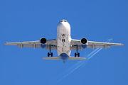 VQ-BTZ - Ural Airlines Airbus A320 aircraft
