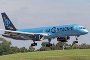 F-HTAG - La Compagnie Boeing 757-200 aircraft