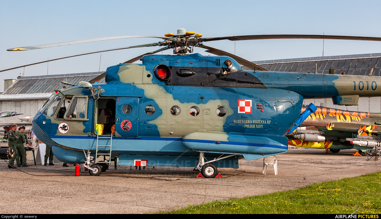 Poland - Navy 1010 aircraft at Radom - Sadków