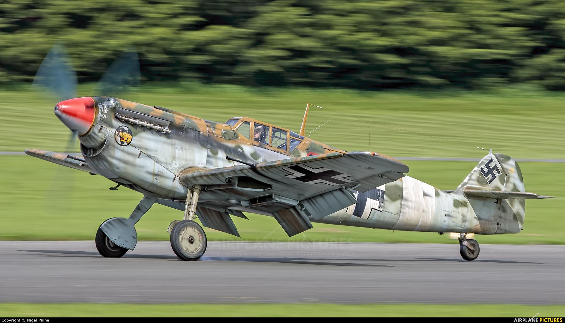 Private G-AWHK aircraft at Dunsfold