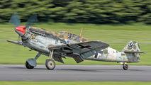G-AWHK - Private Hispano Aviación HA-1112 Buchon aircraft