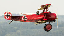 OK-UAA 90 - Private Fokker DR.1 Triplane (replica) aircraft