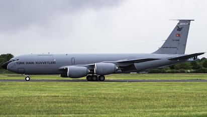 57-2609 - Turkey - Air Force Boeing KC-135R Stratotanker