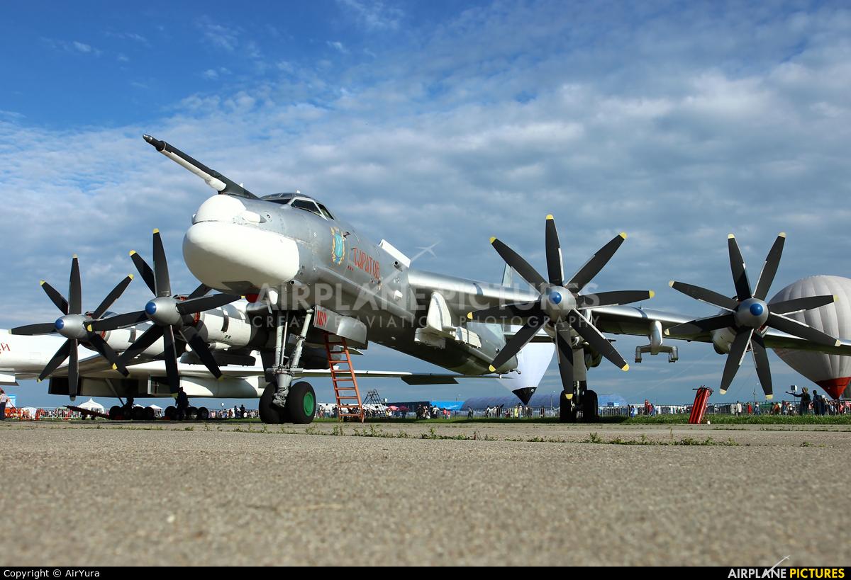 Russia - Air Force RF-94128 aircraft at Ramenskoye - Zhukovsky