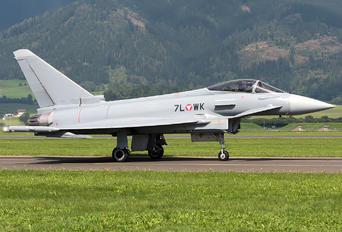 7L-WK - Austria - Air Force Eurofighter Typhoon S
