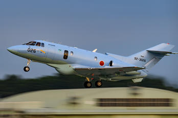 92-3026 - Japan - Air Self Defence Force Hawker Beechcraft U-125A