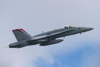 164266 - USA - Marine Corps McDonnell Douglas F/A-18C Hornet