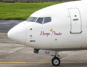 VT-SLE - SpiceJet Boeing 737-800