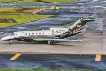 HS-KCS - MJets Cessna 750 Citation X