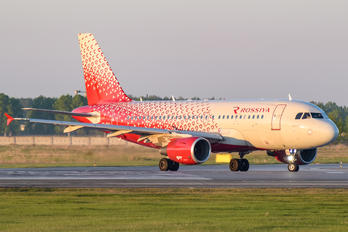 VQ-BBA - Rossiya Airbus A319