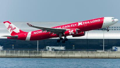 9MXXV - AirAsia X Airbus A330-300