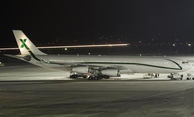 9H-BIG - AIR X Charter Airbus A340-300