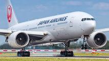 JA709J - JAL - Japan Airlines Boeing 777-200ER aircraft