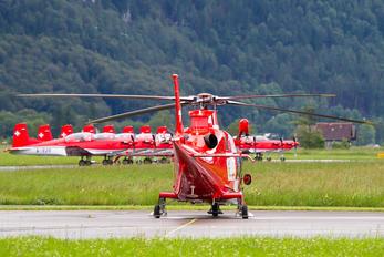 HB-ZRP - REGA Swiss Air Ambulance  Agusta Westland AW109 SP Da Vinci